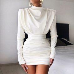 Elegant Dresses Classy, Classy Dress, Classy Outfits, Pretty Dresses, Classy Casual, Beautiful Dresses, Classy Clothes, Glamorous Outfits, Elegant Styles