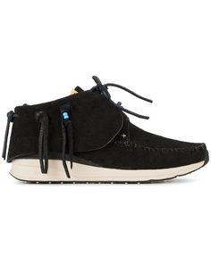 VISVIM 'FBT' Veggie Suede Sneakers. #visvim #shoes #sneakers