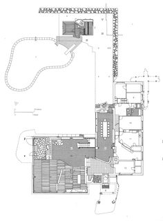 architecture drawing aalto plan
