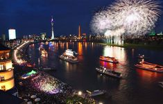 For a magical New Year's Eve, celebrate the special ocassion at Breidenbacher Hof, A Capella Hotel - Dusseldorf, Germany this year! Swing back a couple of award-winning cocktails and watch the iconic Rhine river light up with fireworks at midnight!  #Dusseldorf #CapellaBBH #Germany #NYE #Fireworks #Festive #Rhine #River #Europe #Travel #Luxury