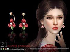 S-Club LL ts4 earring 21(f)