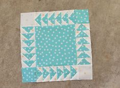 Diary of a Quilter - a quilt blog: New blocks + new machine quilting technique