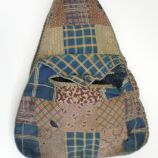19th century patchwork pocket