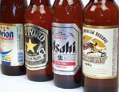 Japanese Beer   #sushi #san diego #ogawashi http://www.ogawashi.com