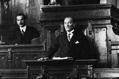 Atatürk'ün TBMM ile ilgili sözleri: Egemenliğin tek kişiye verilmesi mümkün değildir