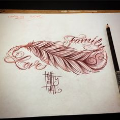 Tattoos & Things — Just finish drawing this for a home girl of mine...