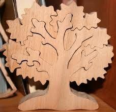 scroll saw tree pattern - Google Search