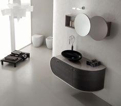 17 Modern Bathroom Furniture Sets – Piaf by Foster   DigsDigs