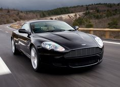Pictures aston martin db9