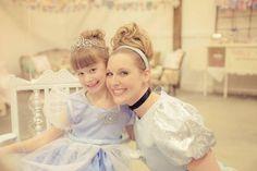 Cinderella-Themed Birthday Party