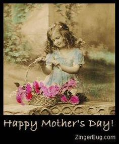 vintage mother's day image