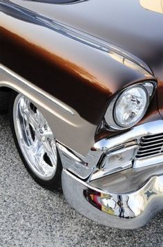 013 1956 Chevy Post Haskins