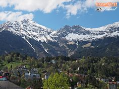#Innsbruck #Austria #Tirol #Alps Innsbruck, Alps, Austria, Mount Everest, Mountains, World, Nature, Travel, The World
