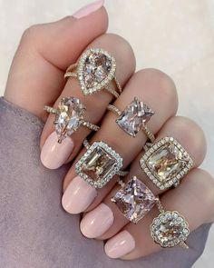 49 Utterly Gorgeous Engagement Ring Ideas ❤ engagement ring ideas pave band ring ideas #weddingforward #wedding #bride