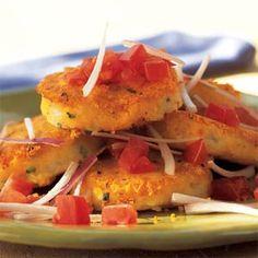 How to Make Llapingachos (Yapingachos) - Ecuadorian Cakes with Potatoes & Cheese