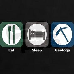 Geology Tshirts