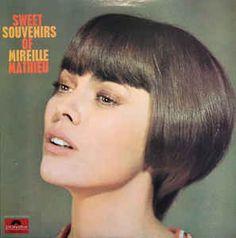 Mireille Mathieu - Sweet Souvenirs Of: buy LP, Album, Comp, RE at Discogs