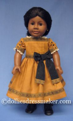 American Girl Outfits, My American Girl Doll, African American Dolls, Ag Doll Clothes, Doll Clothes Patterns, Doll Patterns, Ag Dolls, Girl Dolls, Doll Costume
