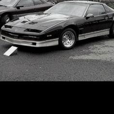 My first car, 1985 Pontiac Firebird Trans Am