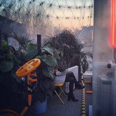 中央美术学院 China Central Academy of Fine Arts Inside the Beijing Eco Air Bubble