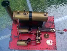 Bowman twin cylinder steam engine burner funnel #Bowman #SteamLiveSteam Steam Engine, Twins, Engineering, Ebay, Gemini, Electrical Engineering, Twin, Architectural Engineering, Mechanical Engineering