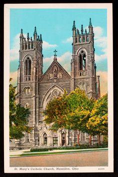 St Mary's Catholic Church, Massillon, Ohio