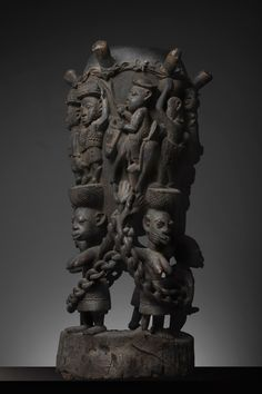 Yoruba Drum - Gallery of African Art - G.O.A.A.Gallery of African Art – G.O.A.A.