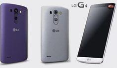 LG G4 'ün Özellikleri Netleşmeye Başladı