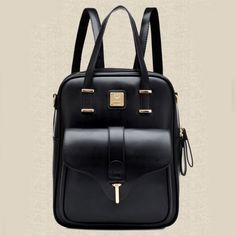 How nice Fashion Simple Multifunction College Backpack ! I like it ! I want to get it ASAP!