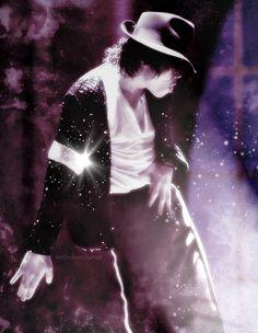 Invincible era Billie Jean. Live at Madison Square Garden. My MJ digital art.