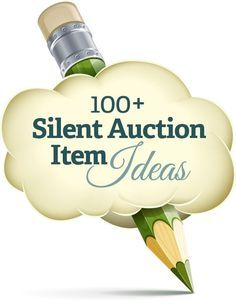 Are you struggling to find the perfect silent auction items? Check out our list of over ., Are you struggling to find the perfect silent auction items? Take a look at our list of over 100 Auction Item Ideas that will surely make your fundrai. Fundraising Activities, Nonprofit Fundraising, Fundraising Events, Office Fundraising Ideas, Silent Auction Donations, Silent Auction Baskets, Raffle Baskets, Gift Baskets, Gift Ideas