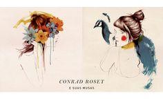 os Achados | Arte | Conrad Roset