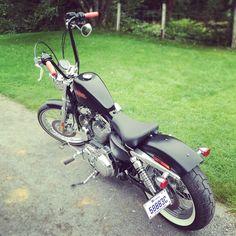 Harley-davidson, sportster, 72, seventy-two, bobber, 1200,