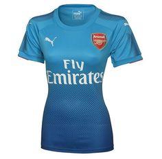 Women Arsenal Away Jersey 2017-18