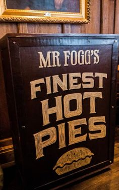 Victorian Antics at Fogg's Tavern - The Lifestyle Diaries