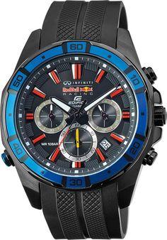 RedBull Racing ur til mænd - Casio Edifice Redbull Sport f9059ed79d