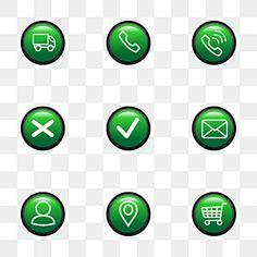 Icones Cv, Nintendo Wii, Vectors