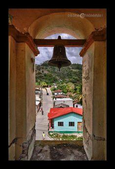 Iglesia La Trinidad, Santa barbara- Honduras