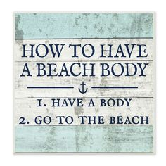 Discover the absolute best wooden beach signs you can get for your beach home. We have a huge variety of tropical, ocean, beachy, and coastal wooden signs. Beach Signs Wooden, Wood Signs, Beachy Signs, Pallet Signs, Motivacional Quotes, Crush Quotes, Calm Quotes, Jolie Phrase, I Love The Beach