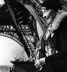 Doisneau : Souvenirs de Paris. 1946