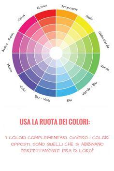 abbinamento colori