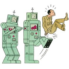 Who Will Own the Robots?  We're in the midst of a jobs crisis, and rapid advances in AI and other technologies may be one culprit. How can we get better at sharing the wealth that technology creates?