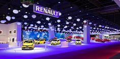 Stand Renault