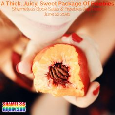 🍑A Thick, Juicy, Sweet Package Of Freebies – Shameless Book Sales & Freebies are here!