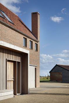 Lucy Marston — Architect — Long Farm, Suffolk