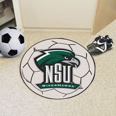 FANMATS NCAA Northeastern State University Soccer Ball