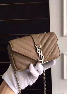 If you find that wallet with chain strap is not big enough for you, this baby chain bag is a bit larger. It can be used as an everyday bag for evening and night in all seasons. More at http://www.luxtime.su/