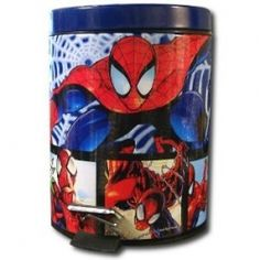 From Banks To Clocks, Spiderman Comes In All Shapes And Sizes These Days,  Making It Easy To Decorate A Spiderman Bedroom Theme. Pair A Few Of.