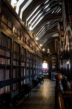 Chetham's Library in Manchester
