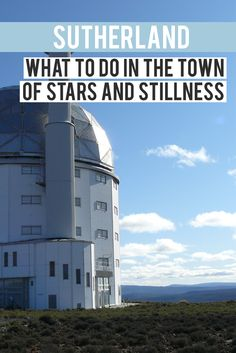 Wanderings: the stars and stillness in Sutherland. This tiny Karoo town is home… The Places Youll Go, Places To See, Solo Travel, Travel List, South Afrika, Cool Photos, Interesting Photos, Travel Route, Beautiful Sites